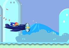 Mario and Sonic Jet Adventure