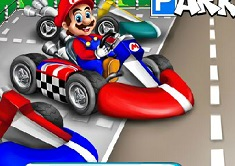 Mario Kart Parking