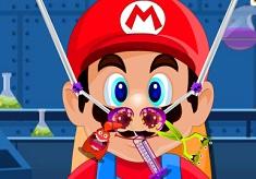 Mario Nose Doctor
