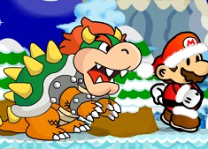 Mario Winter Run