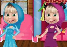 Masha and the Bear Frozen Costume