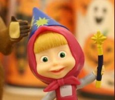 Masha and the Bear Halloween…