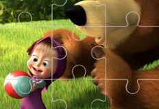 Masha and the Bear Jigsaw…