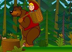 Masha and the Bear Math