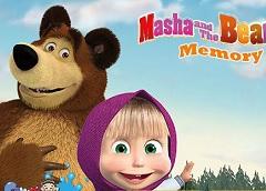 Masha and the Bear Memory