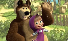 Masha and the Bear Zuma