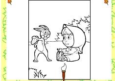 Masha and the Rabbit