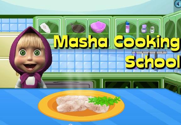 Masha Cooking School