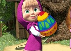 Masha Easter Egg