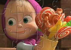 Masha Puzzle