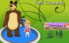 Masha Swimming Pool Cleaning