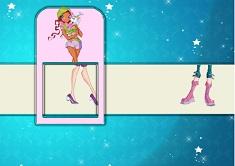 Match the Winx Fairies