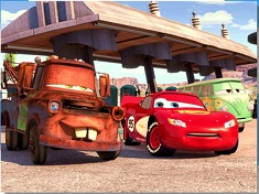 Mater and McQueen Puzzle
