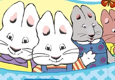 Max and Ruby Bunny Make Believe