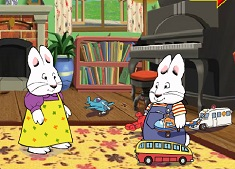 Max and Ruby Toy Parade