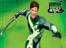 Max Steel Games