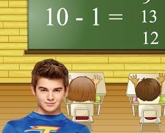 Max Thunderman Math Quiz