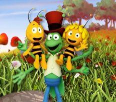 Maya the Bee Games