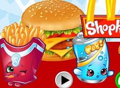 McDonalds Cooking