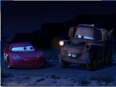 McQueen and Mater Puzzle