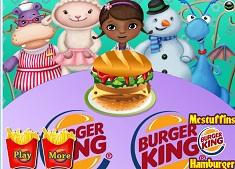 McStuffins Hamburger
