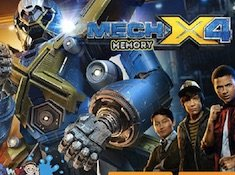 Mech X4 Memory 3