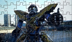 Mech X4 Puzzle 2