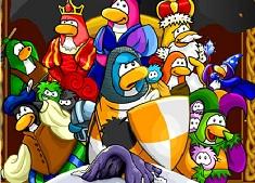 Medieval Penguins Puzzle