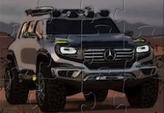 Mercedes Off Road