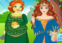 Merida and Fiona Sport or Plastic Surgery
