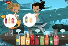 Mermaid Juice Bar