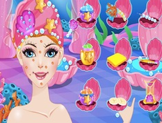Mermaid Makeover Salon