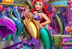 Mermaid Princess Closet Dress Up