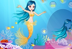 Mermaid Sweet Love