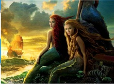 Mermaids of the Caribbean Puzzle