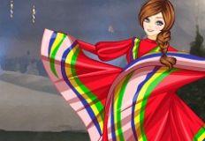 Mexican Folk Dresses