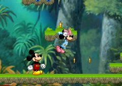Mickey and Minnie Adventure