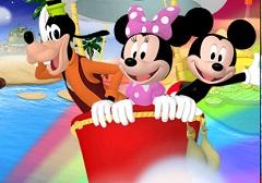Mickey and Minnie Around the World