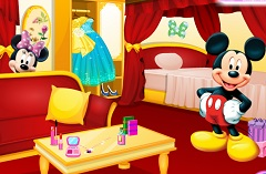 Mickey and Minnie Hide and Seek