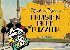 Mickey and Minnie Parizian Park