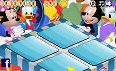 Mickey Mouse and Friends Memory