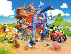 Mickey Mouse Clubhouse Farm Puzzle