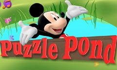 Mickey Mouse Clubhouse Puzzle Pond