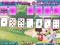 Mickey Mouse Clubhouse Solitaire