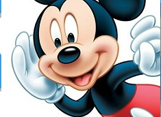 Mickey Mouse Cute Puzzle