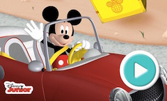 Mickey Mouse Memory Adventure