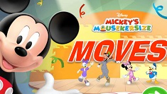 Mickey Mouse Mousekersize
