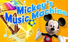 Mickey Mouse Music Machine