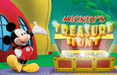Mickey Mouse Treasure Hunt