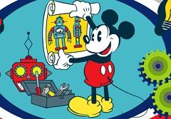Mickeys Robot Laboratory